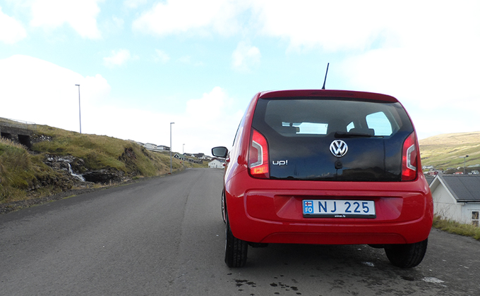 Automatic Car Rental Faroe Islands